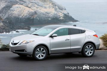 Insurance for Acura ZDX