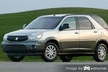 Insurance quote for Buick Rendezvous in Durham