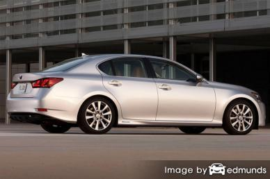 Insurance quote for Lexus GS 450h in Durham