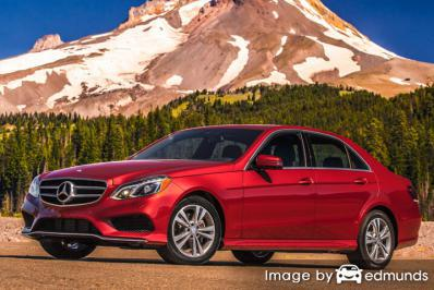 Insurance quote for Mercedes-Benz E350 in Durham