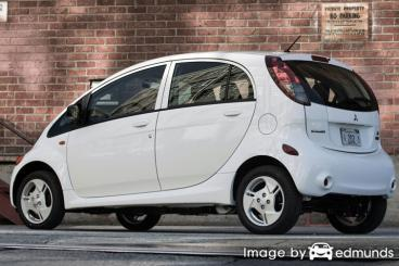 Insurance for Mitsubishi i-MiEV