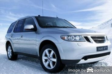Insurance quote for Saab 9-7X in Durham