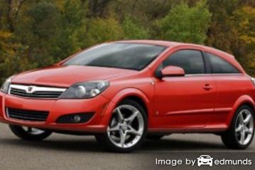 Discount Saturn Astra insurance