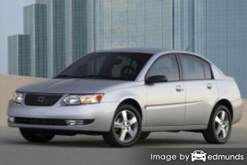 Discount Saturn Ion insurance