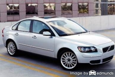 Insurance quote for Volvo S40 in Durham