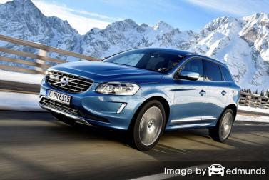 Insurance for Volvo XC60