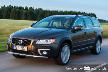 Insurance quote for Volvo XC70 in Durham
