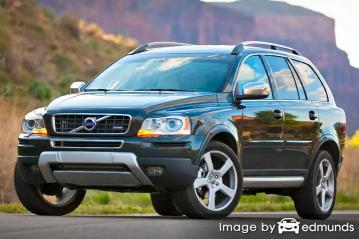Insurance rates Volvo XC90 in Durham